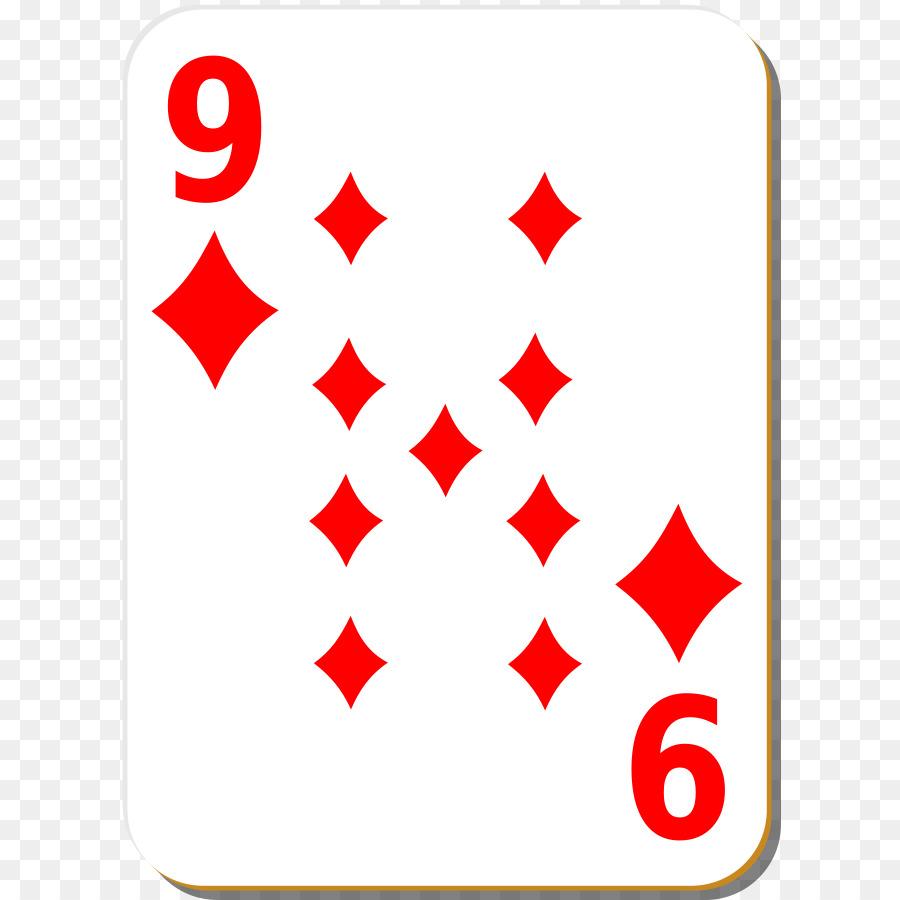 900x900 Playing Card Card Game Poker Standard 52 Card Deck Clip Art