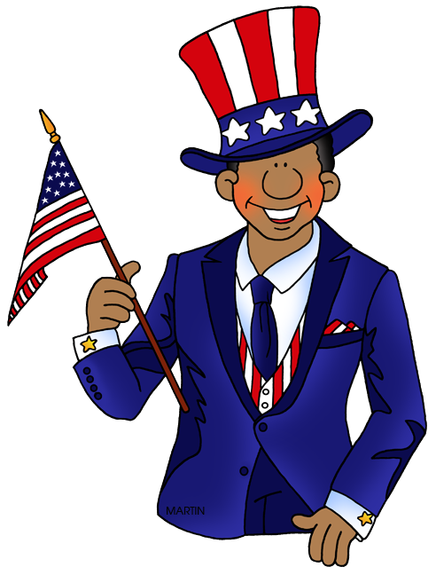 492x648 Fourth Of July Clip Art By Phillip Martin, Wave The Flag