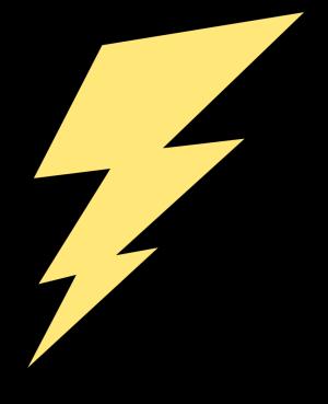 300x369 Lighting Bolt Clipart Amp Look At Lighting Bolt Clip Art Images