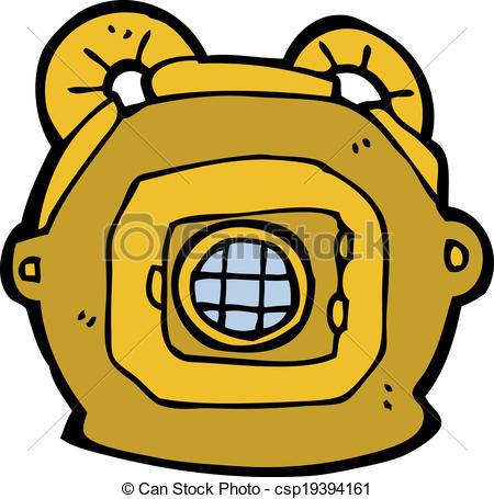 450x455 Cartoon Old Deep Sea Diver Helmet. Cartoon Deep Sea Diver Clip