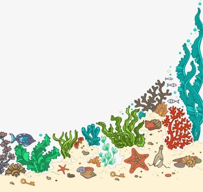 417x395 Vector Deep Sea, Vector, Deep Sea, Starfish Png And Vector