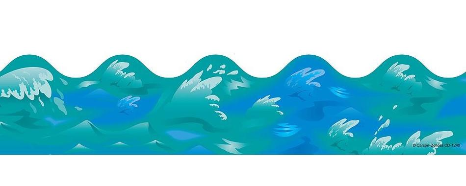 950x380 Animated Ocean Clipart Image Group