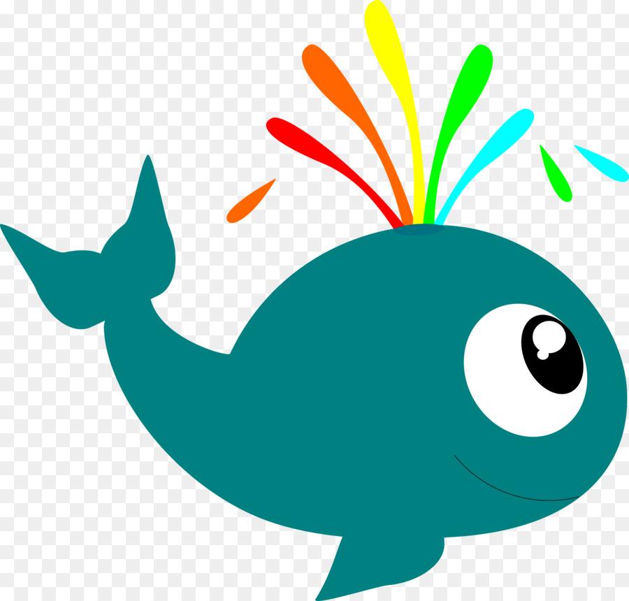 900x860 Aquatic Animal Deep Sea Creature Whale Clip Art