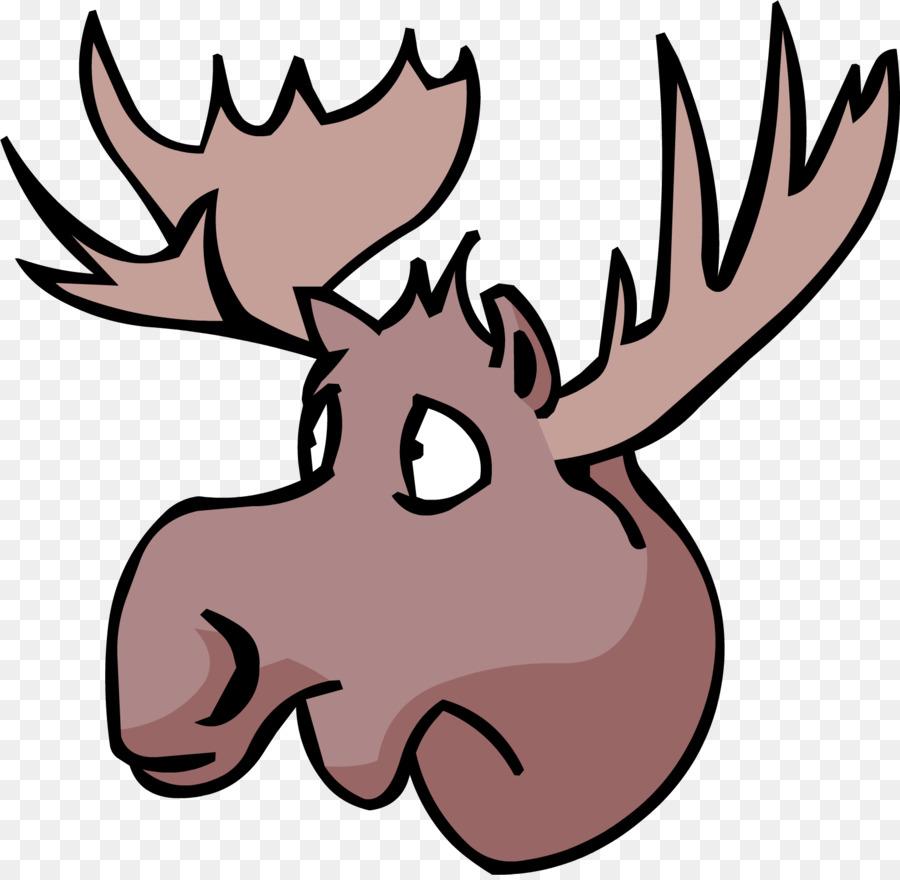 900x880 Moose White Tailed Deer Antler Clip Art