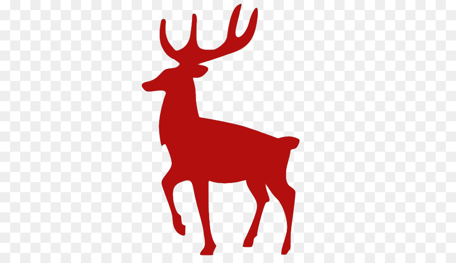 900x520 Reindeer Red Deer Antler Clip Art