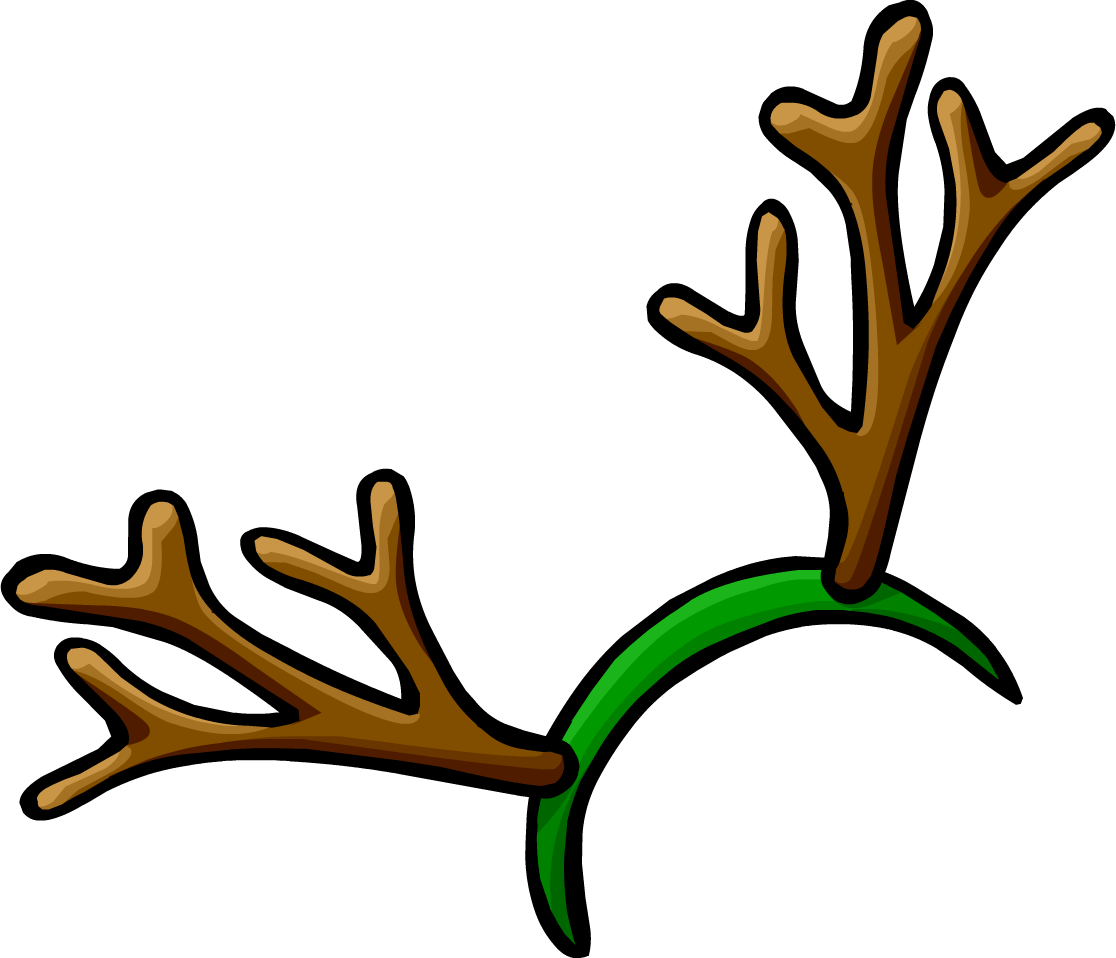 1116x958 Antlers Christmas Cliparts