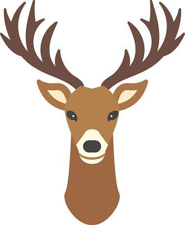 377x459 Inspirational Cartoon Deer