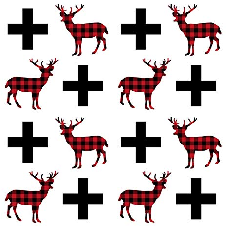 463x463 Buffalo Fabric