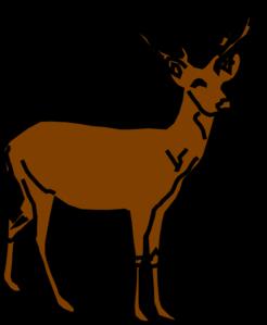 246x299 Deer Clip Art