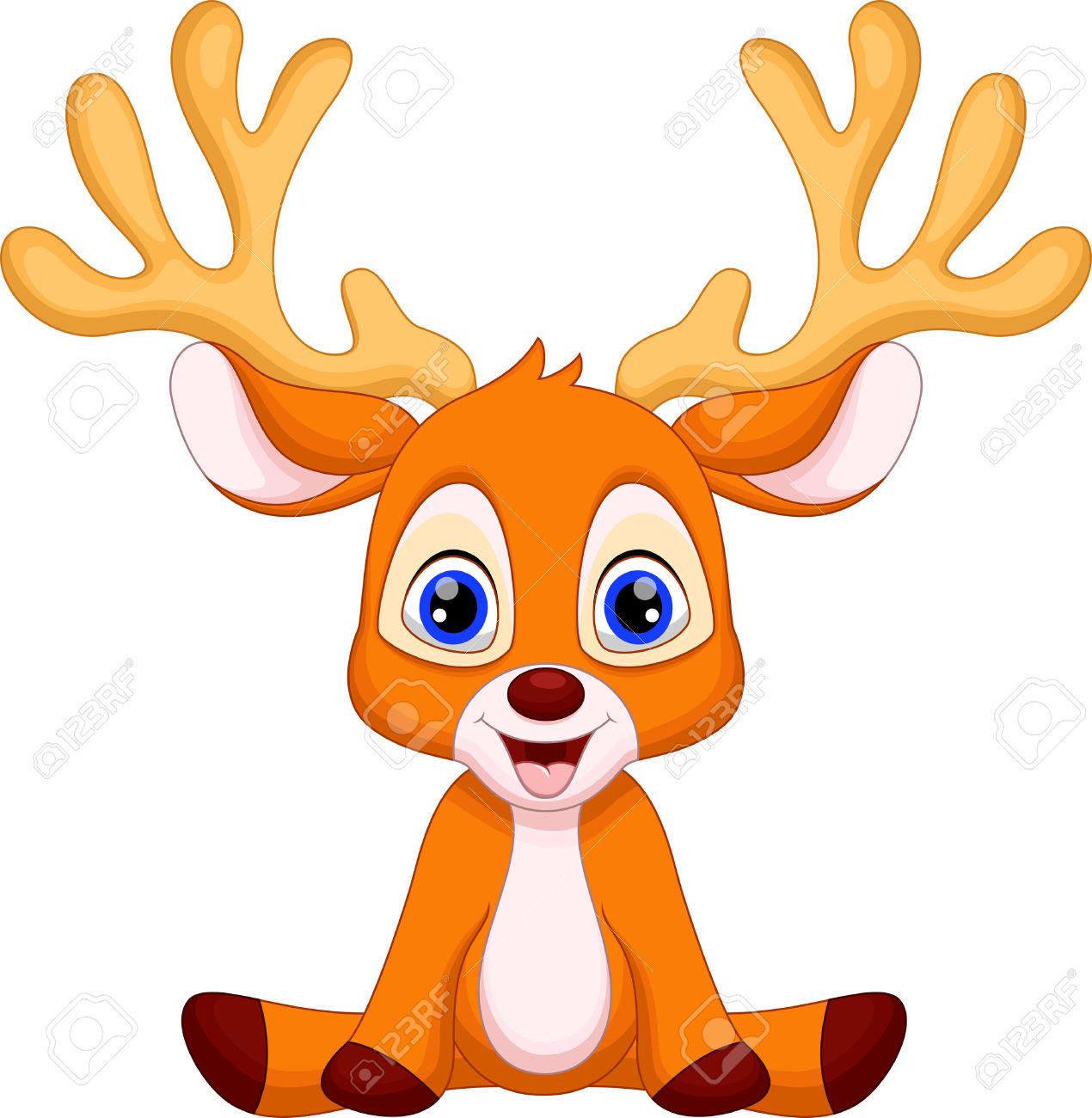 1270x1300 Cute Deer Clipart Baby Deer Clipart Free Clip Art Images 2 2