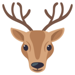 300x300 Deer Head Clipart Schliferaward