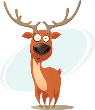386x445 Deer In The Headlights Clipart Amp Deer In The Headlights Clip Art
