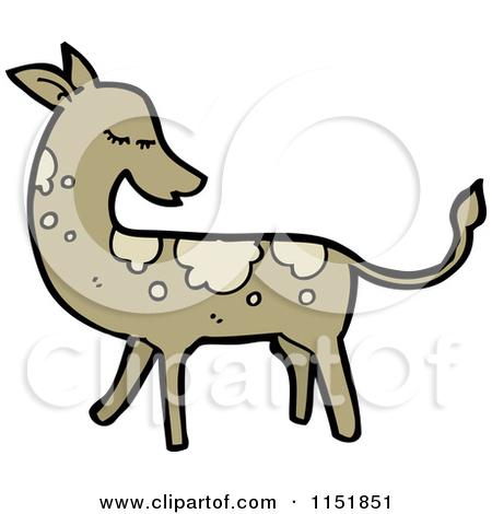 450x470 Deer Clip Art