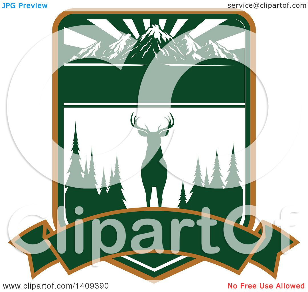 1080x1024 Clipart Of A Deer Hunting Design