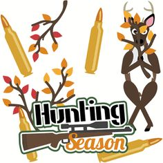 236x236 Hunting Season Clip Art Cliparts