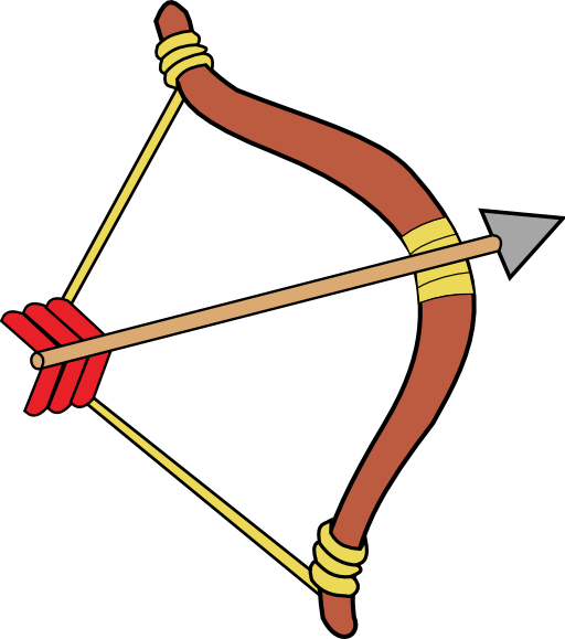 512x579 Hunting Clipart Archery