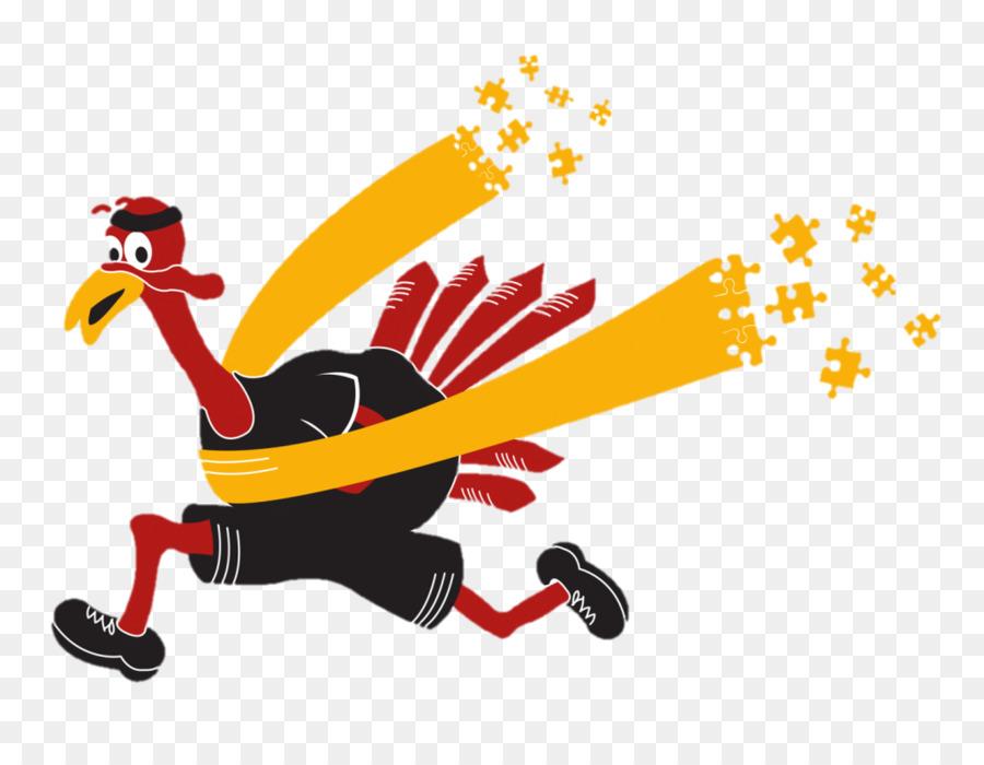 900x700 Delaware Turkey Trot Organization Clip Art