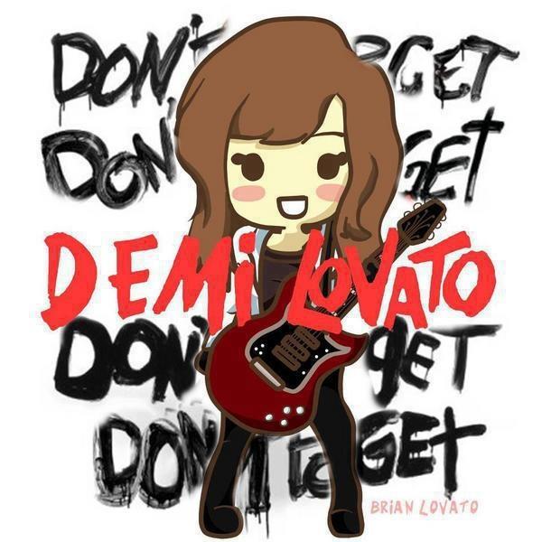 Demi Lovato Clipart