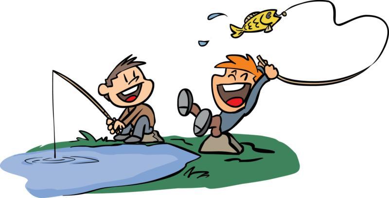 800x407 Fishing Derby Clip Art