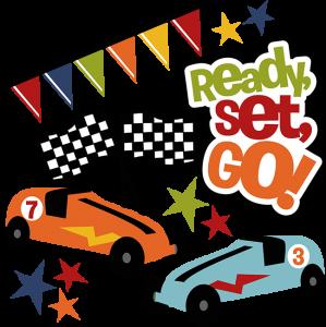 299x300 Ready Set Go! Svg Pinewood Derby Svg File Car Svg File Race Car