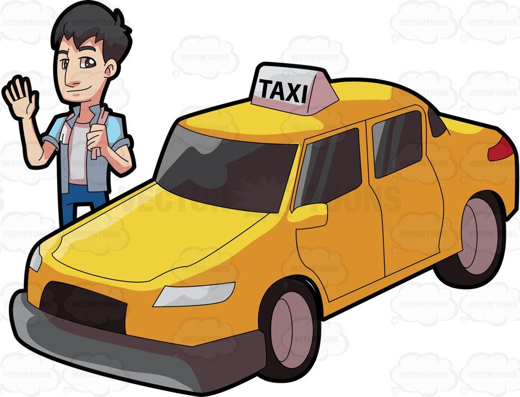 1024x782 Taxicab Cliparts Free Download Clip Art