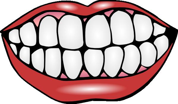 600x351 Cartoon Mouth Clip Art Free Mouth And Teeth Clip Art Dentist