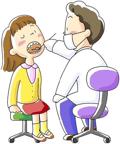 400x481 Clipart Child Dentist Teeth Pediatric Dentistry Pencil And
