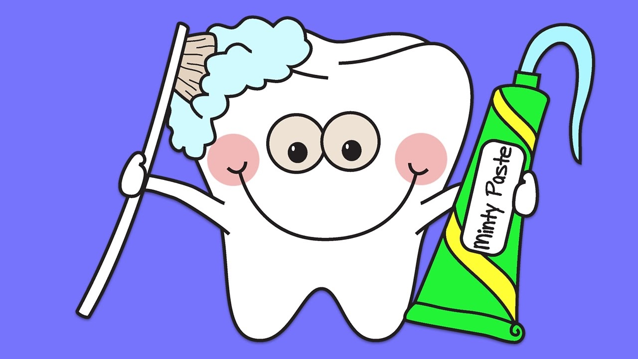 1280x720 Dental Hygiene Teaching Dental Care To Kids