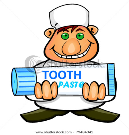 450x470 Dentist And Toothpaste