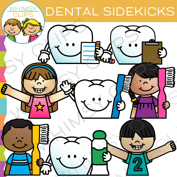 600x600 Dental Clip Art