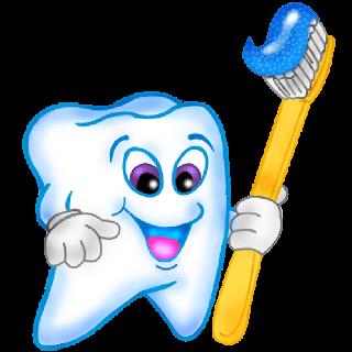 320x320 Cute Dental Cliparts