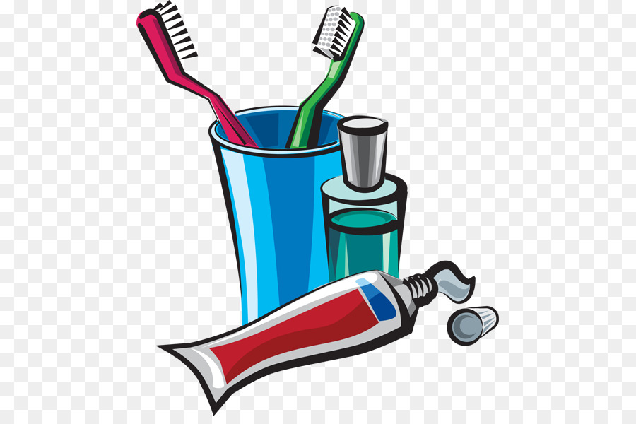 900x600 Mouthwash Toothbrush Toothpaste Tooth Brushing Clip Art