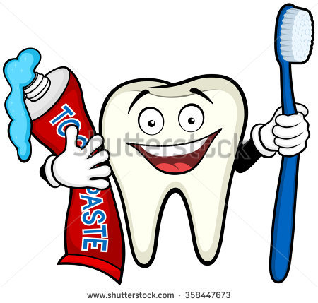 450x429 Toothbrush Clipart Single Tooth