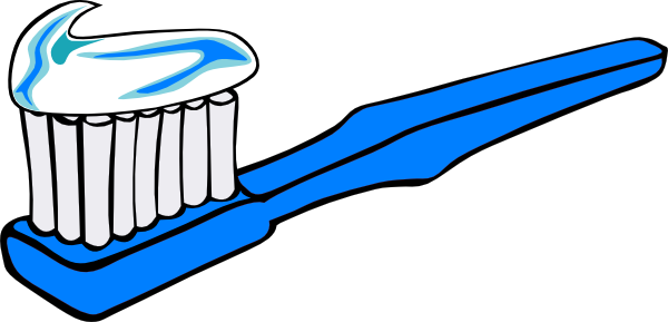 600x289 Brush Teeth Toot Brush Clip Art Clipart Image