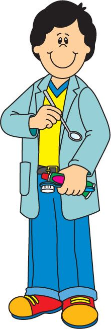 Dentist Clipart