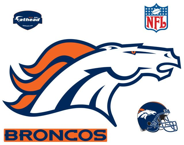 639x504 Denver Broncos Old Logo Clipart