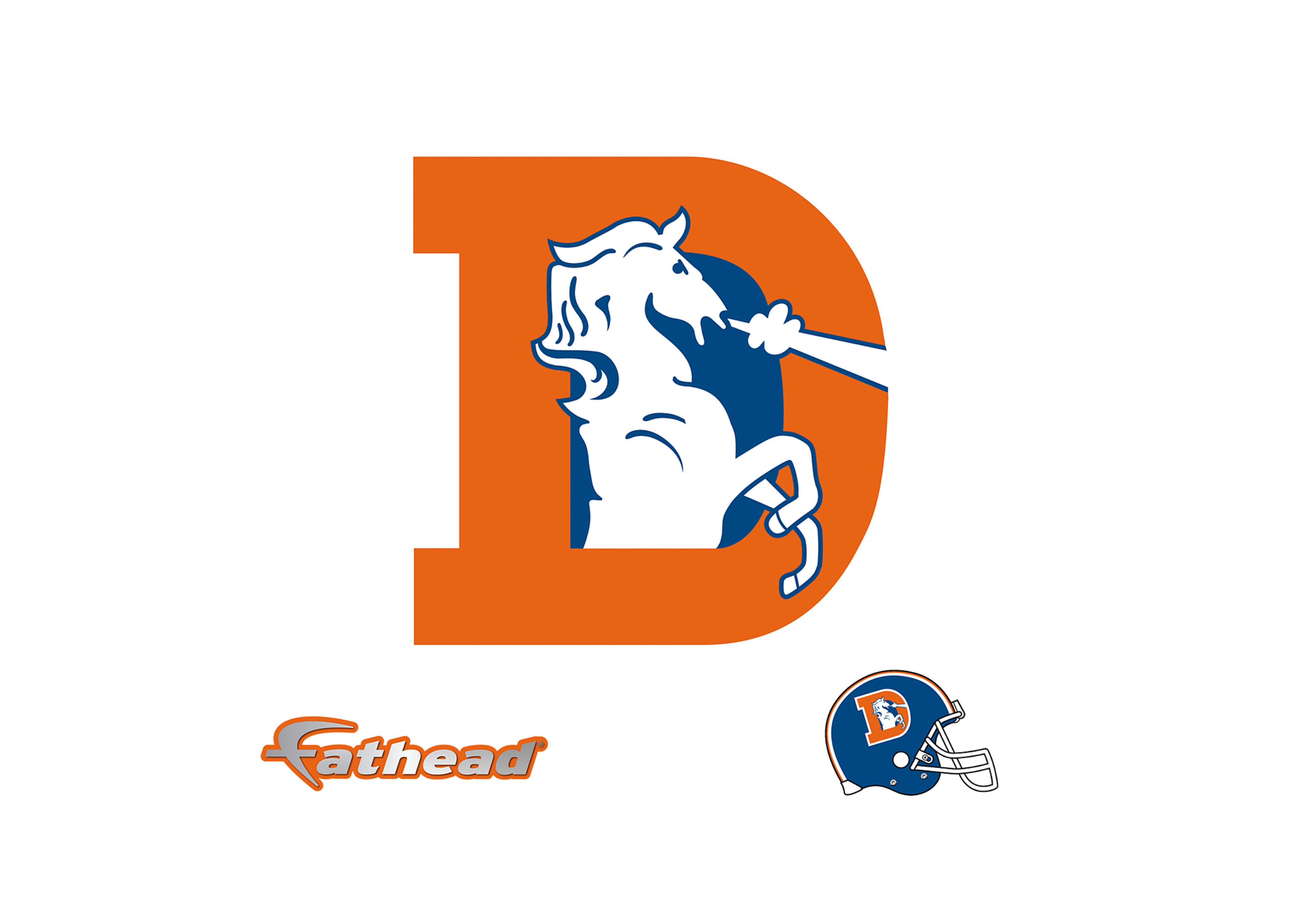 4225x3000 Small Denver Broncos Classic Logo