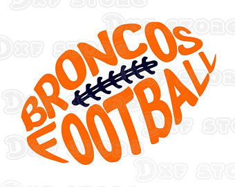 340x270 Broncos Football Svg Etsy
