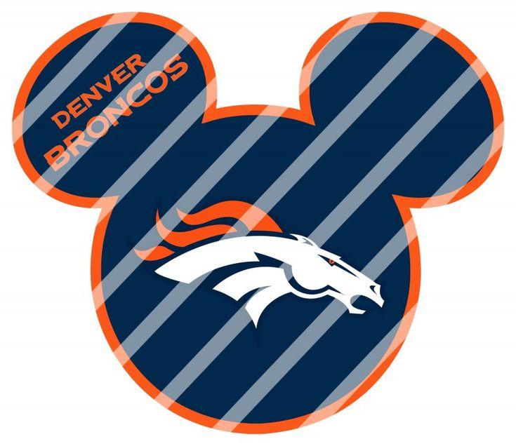 Denver Broncos Logo Clipart
