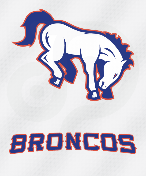 623x749 Denver Broncos Redesign