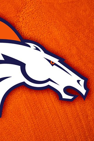 320x480 Free Denver Broncos Clipart Cell Phones