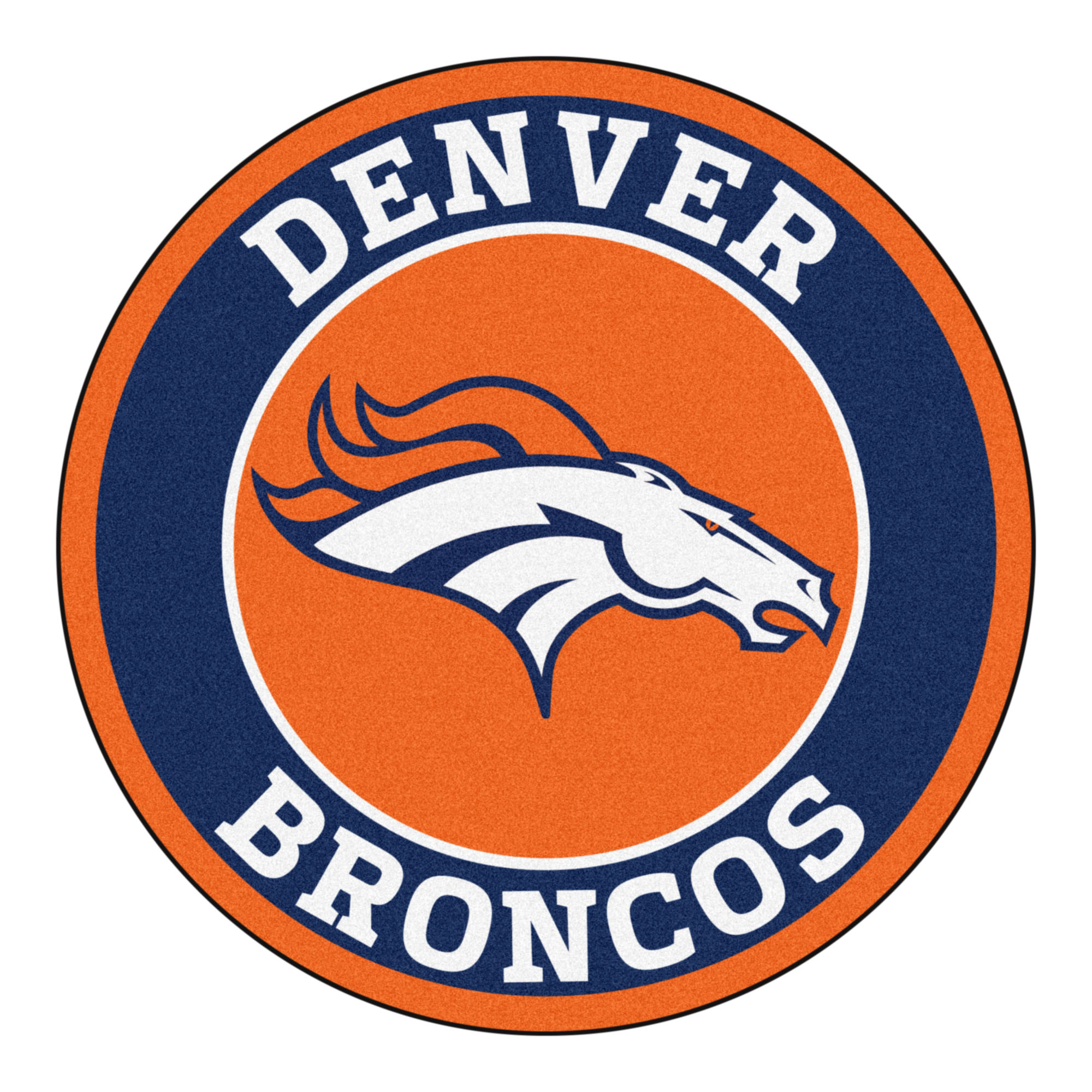 2000x2000 Beautiful Denver Broncos Emblem 2 14 14012d Nfl Logo 6628 Paper