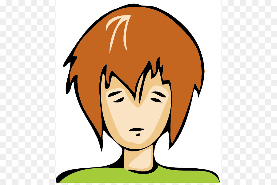900x600 Sadness Depression Cartoon Clip Art