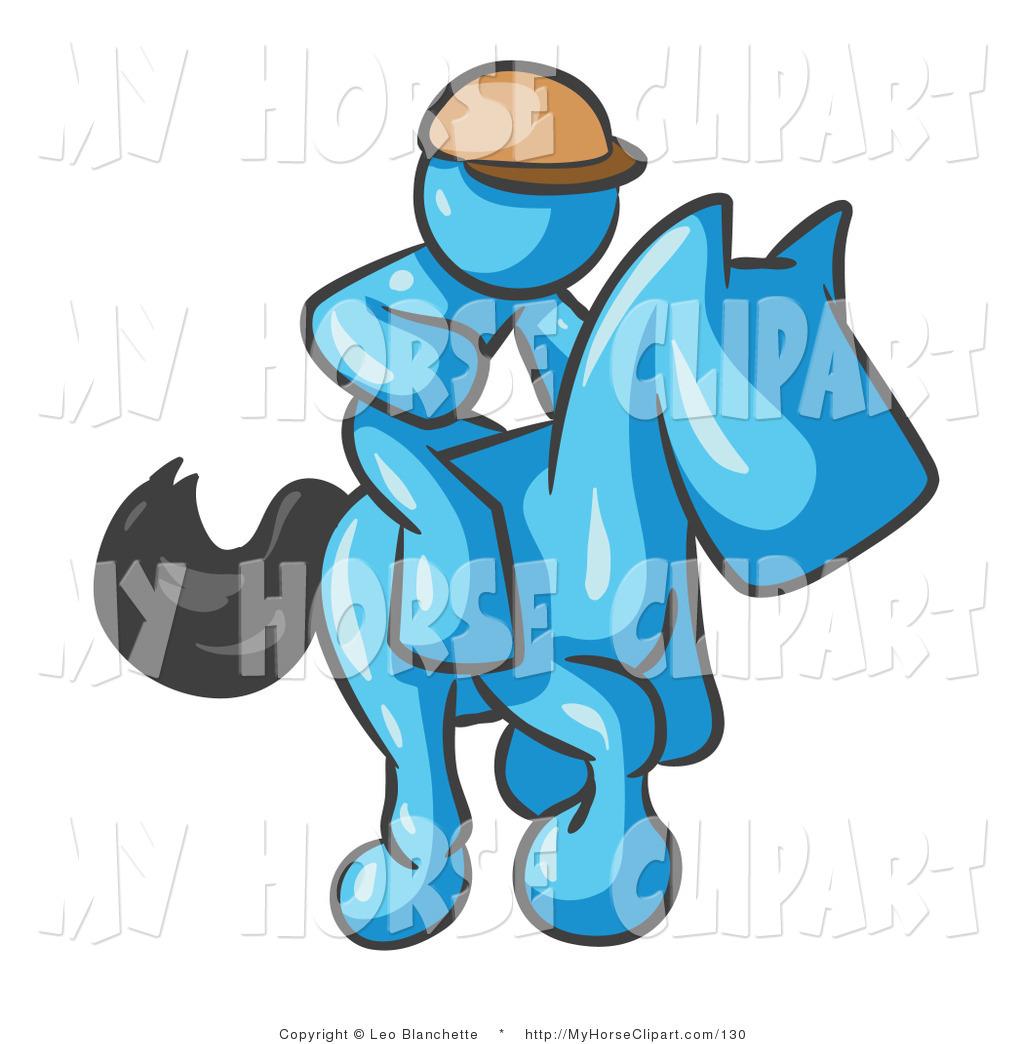 1024x1044 Clip Art Of A Light Blue Man, Clipart Panda