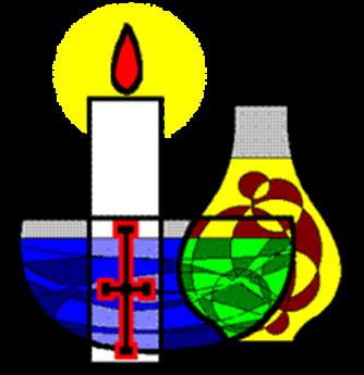 334x345 Catholic Confirmation Symbols Clip Art