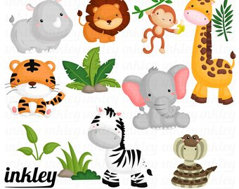 Desert Animals Clipart