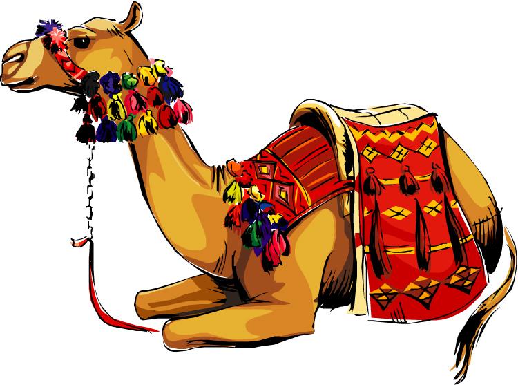750x557 Arab Clipart Desert Camel