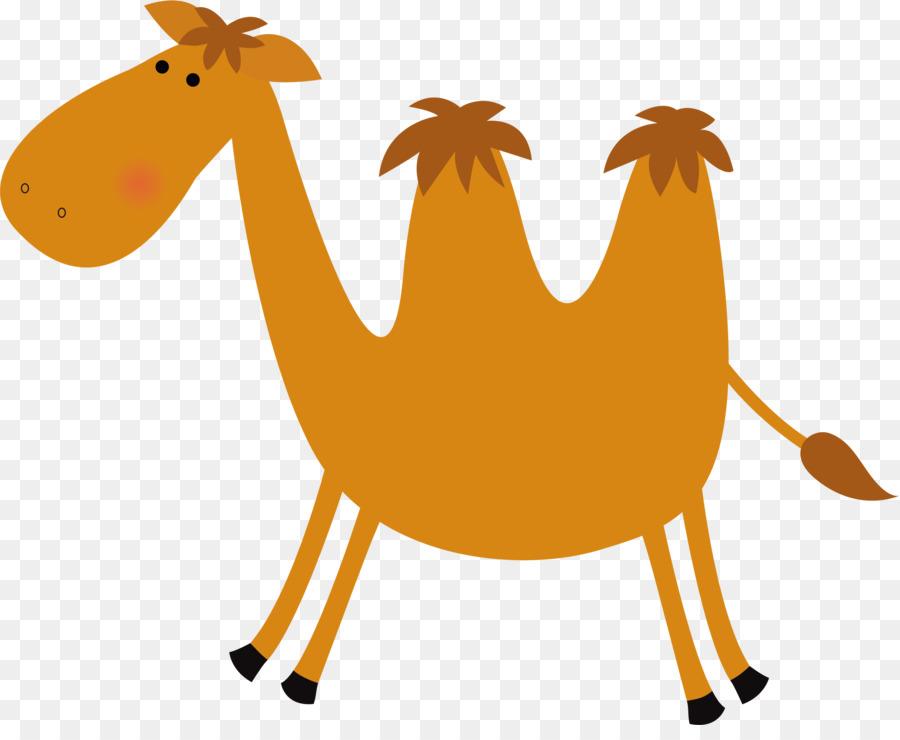 900x740 Camel Clip Art