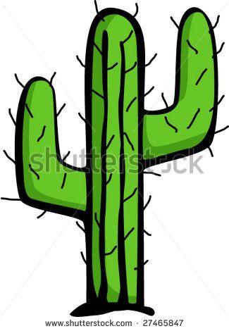 325x470 Desert Cactus Clip Art Vector Cactus In Desert Clip Art Stock