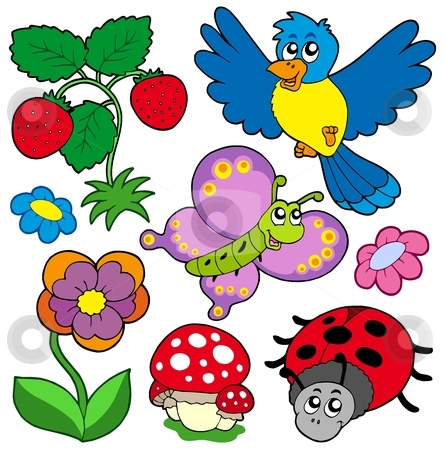 445x450 Nature Animal Clipart
